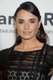 Mia Maestro – 2016 amfAR Inspiration Gala at Milk Studios in Los Angeles