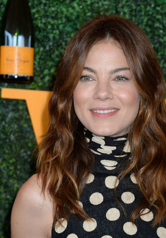 Michelle Monaghan – Veuve Clicquot Polo Classic in Los Angeles 10/15/2016