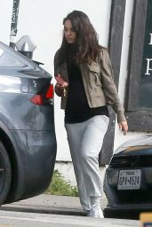 Mila Kunis - Out in Studio City 10/11/2016