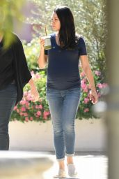 Mila Kunis - Out in Studio City 10/21/ 2016
