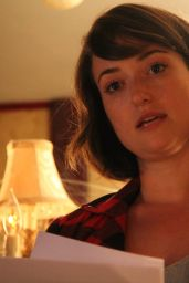 Milana Vayntrub at
