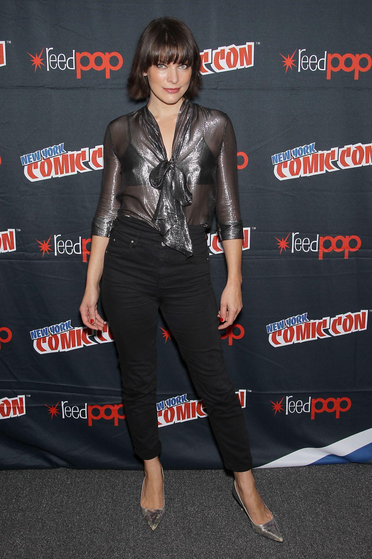 Milla Jovovich - 'Resi... Milla Jovovich Resident Evil