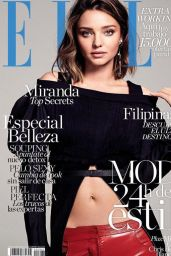 Miranda Kerr - Elle Magazine November 2016 Cover