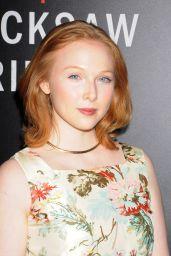 Molly Quinn – 'Hacksaw Ridge' Movie Premiere in Los Angeles