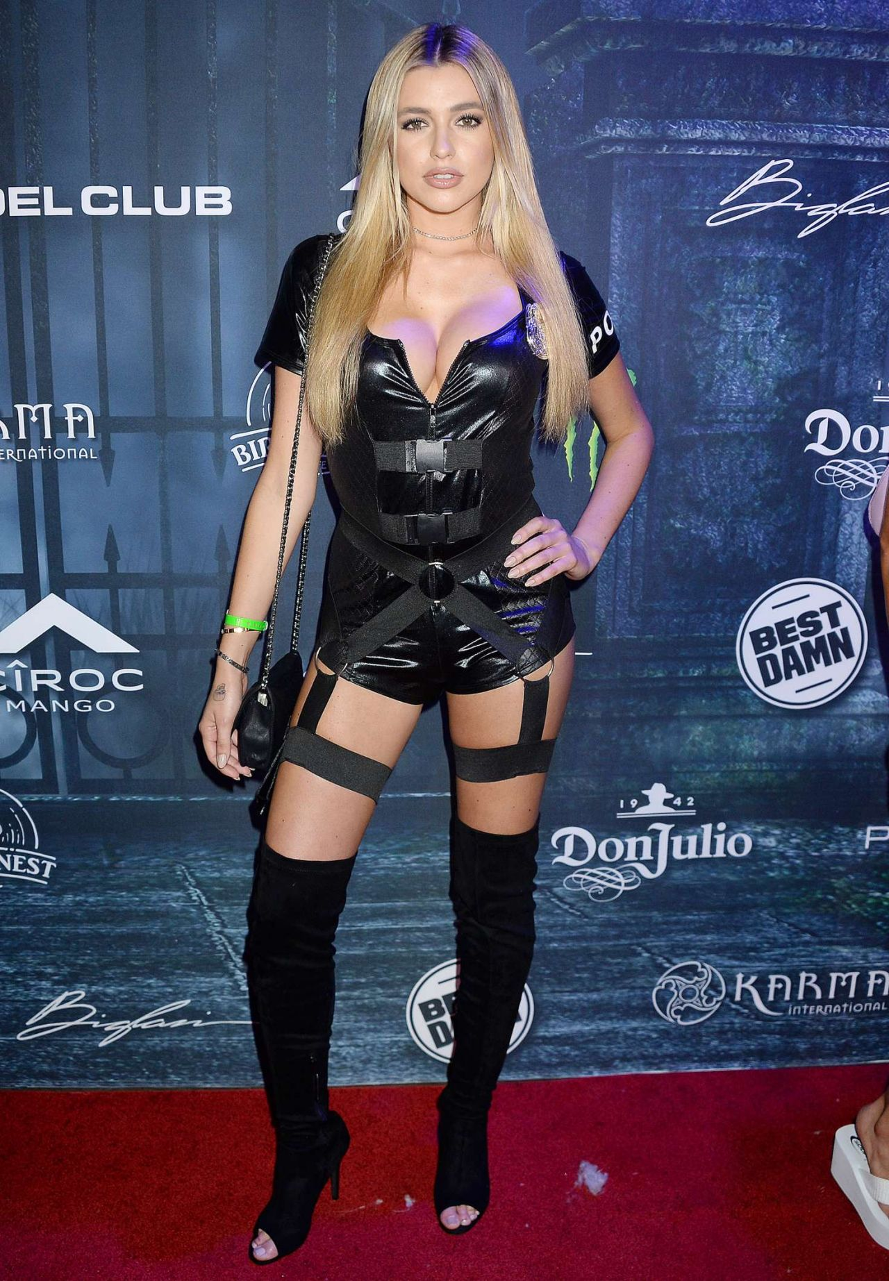 Monica Sims u2013 Maxim Halloween Party in Los Angeles 10/22/ 2016  sc 1 st  CelebMafia : sims costume halloween  - Germanpascual.Com