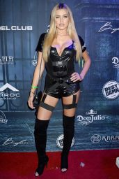 Monica Sims - Maxim Halloween Party in Los Angeles 10/22/ 2016