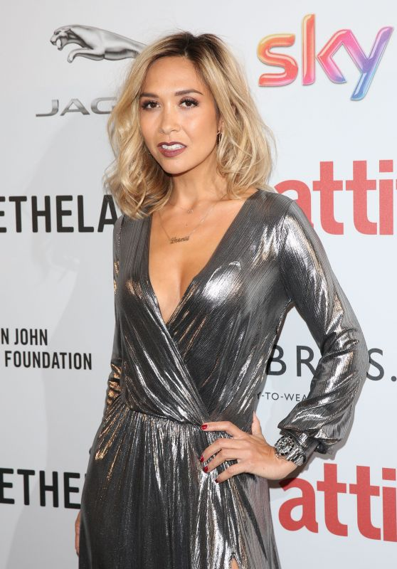 Myleene Klass - Attitude Awards in London 10/10/2016
