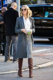 Naomi Watts - Filming