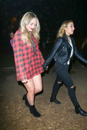 Natalie Alyn Lind - Out With a Friend in Los Angeles, CA 10/9/2016