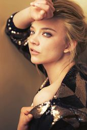 Natalie Dormer - Grazia Magazine Italia November 2016 Issue