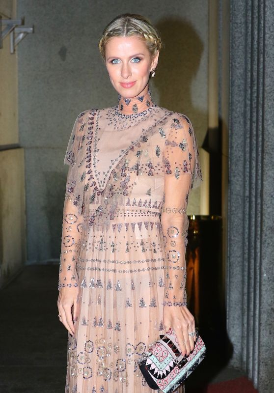 Nicky Hilton - 2016 Fashion Group International Night Of Stars Gala in NYC