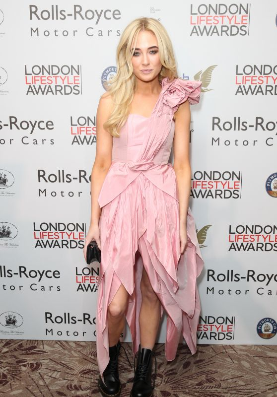 Nicola Hughes - London Lifestyle Awards 10/3/2016