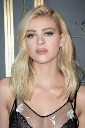 Nicola Peltz at Gold Obsession Party - Paris Fashion Week 10/2/2016