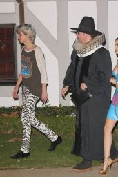 Nicola Peltz – Kate Hudson's Annual Halloween Bash in Pacific Palisades 10/28/ 2016