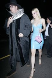 Nicola Peltz – Kate Hudson's Annual Halloween Bash in Pacific Palisades 10/28/ 2016
