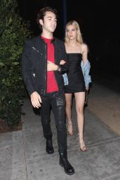 Nicola Peltz Night Out Style - Los Angeles - 10/20/2016