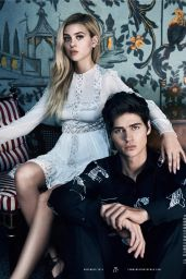 Nicola Peltz - Town & Country Magazine November 2016 Issue