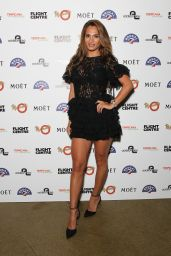 Nicole Bass - VIP Opening Night Of Tropicana Beach Club In London 10/12/2016