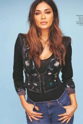 Nicole Scherzinger - Glamour Magazine UK November 2016 Issue