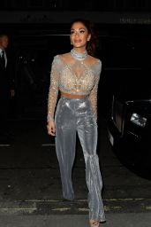 Nicole Scherzinger - Outside C Restaurant in London 10/23/ 2016