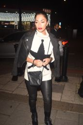 Nicole Scherzinger Style - London Bridge Experience in Chelsea 10/25/ 2016