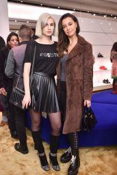 Nikita Endrianova – Giuseppe Zanotti Design Flagship Store Opening in London 10/26/2016