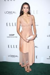 Nina Dobrev – 2016 ELLE Women in Hollywood Awards in Los Angeles
