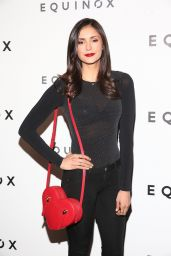 Nina Dobrev - Equinox Hollywood Body Spectacle Event in Los Angeles 10/4/2016