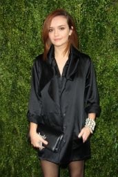 Olivia Cooke - The Tribeca Chanel Women