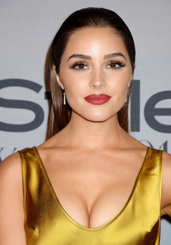 Olivia Culpo – InStyle Awards 2016 in Los Angeles, CA