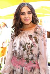 Olivia Culpo – Veuve Clicquot Polo Classic in Los Angeles 10/15/2016