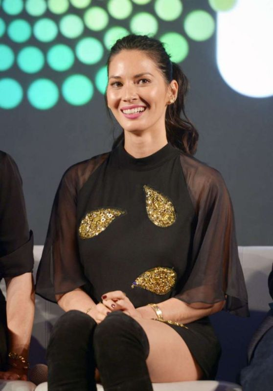 Olivia Munn - Entertainment Weekly PopFest in Los Angeles 10/30/ 2016