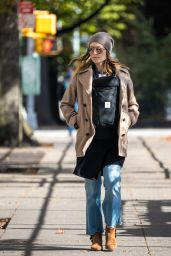 Olivia Wilde Casual Style - Out in Brooklyn 10/24/ 2016