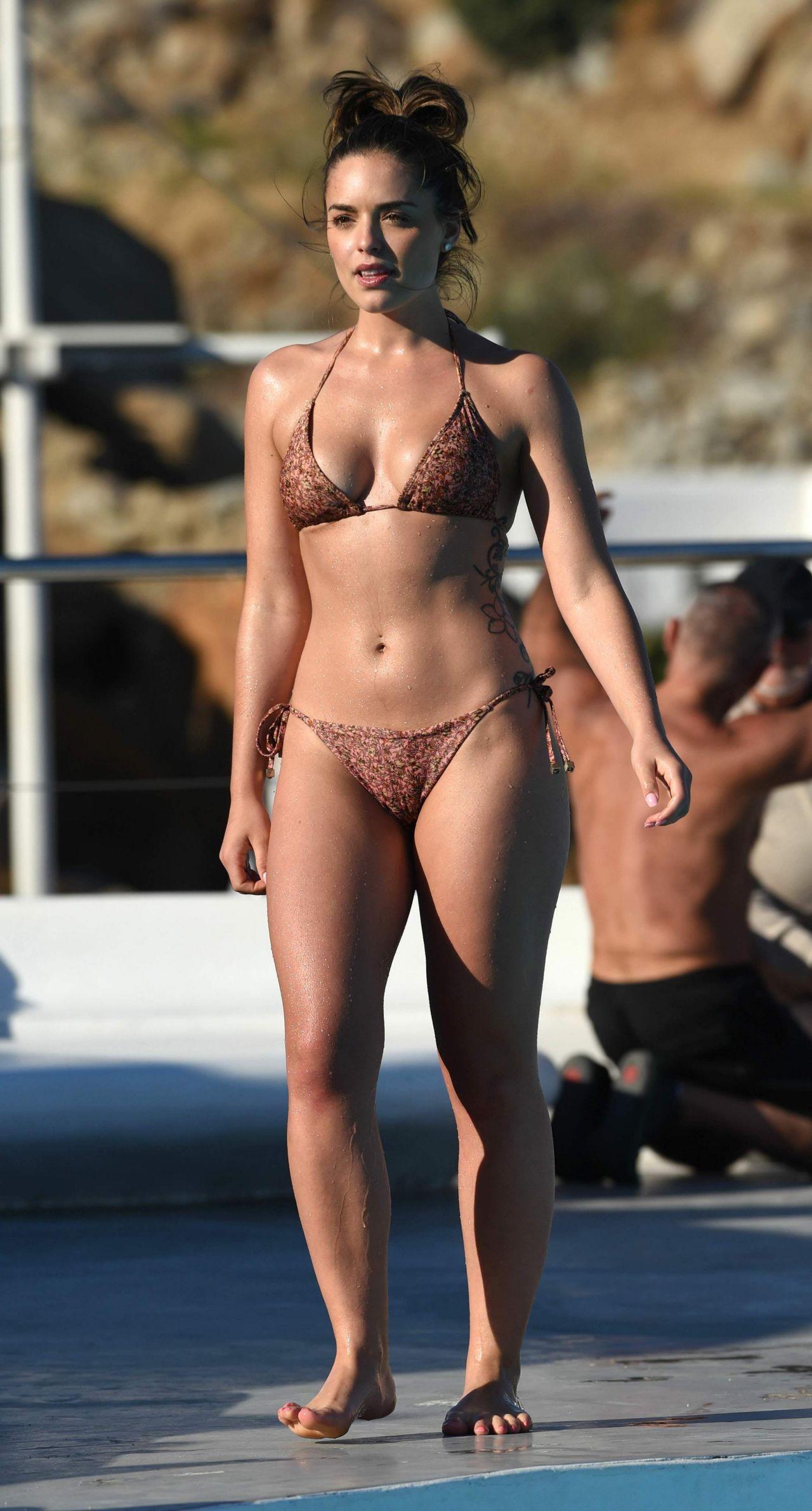 Hot bikini camel