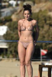 Olympia Valance Hot in Bikini - Mykonos 10/10/2016
