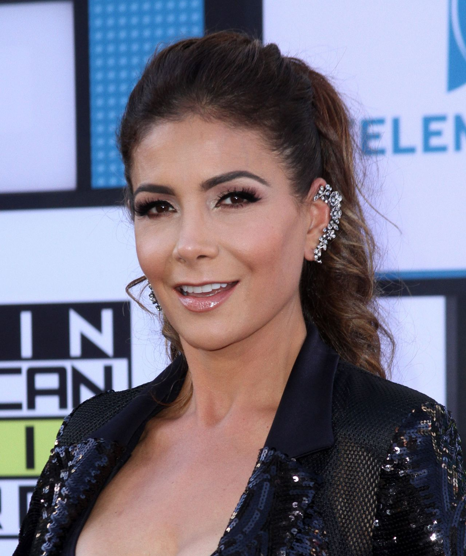 Patricia Manterola Latin American Music Awards In