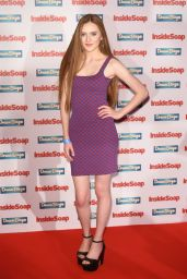 Persephone Swales-Dawson – Inside Soap Awards 2016 in London
