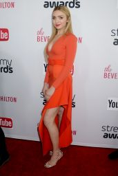 Peyton Roi List - Streamy Awards in Beverly Hills 10/04/2016