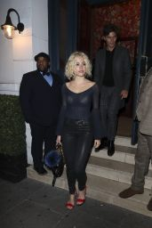 Pixie Lott at Albert