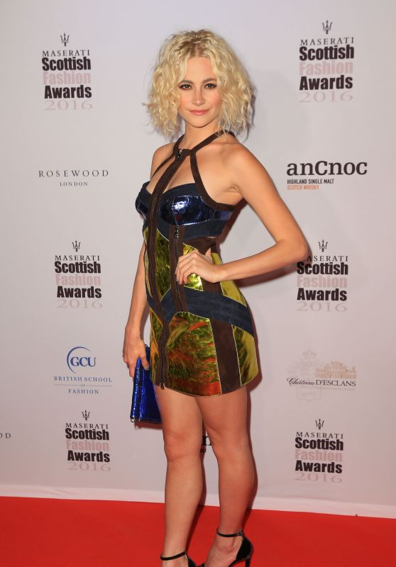 Pixie Lott - Scottish Fashion Awards in London 10/21/2016