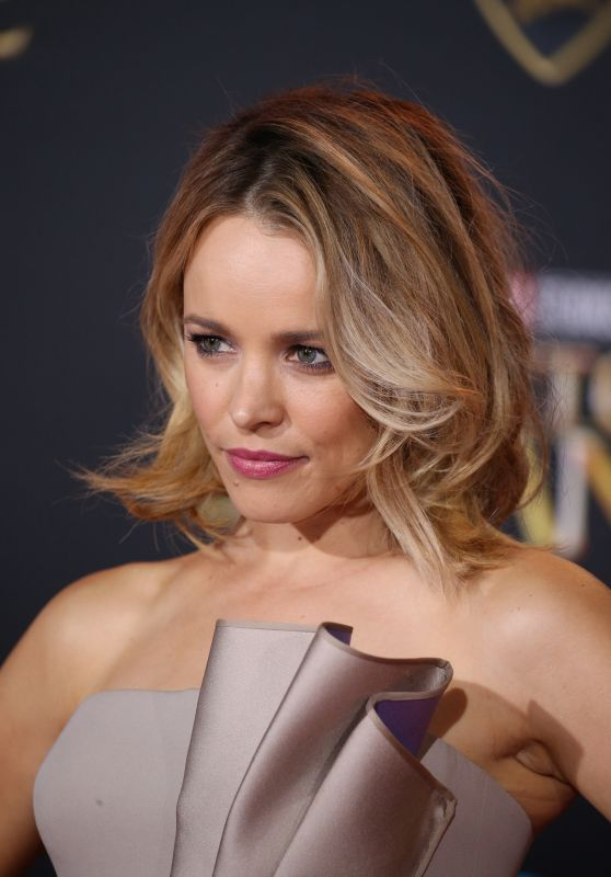 Rachel McAdams  Doctor Strange Premiere in Hollywood - Hairstyles For 2015