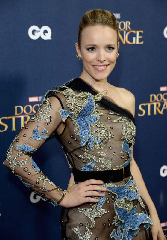 Rachel McAdams - 'Doctor Strange' Screening in London