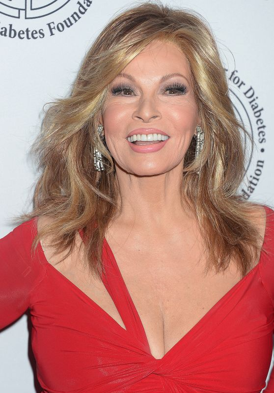 Raquel Welch – Carousel Of Hope Ball in Beverly Hills 10/08/2016
