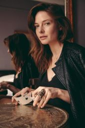 Rebecca Ferguson - Photoshoot for Nylon Magazine, October 2016