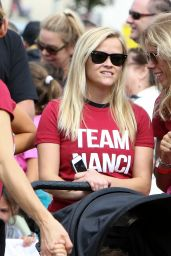 Reese Witherspoon - Walk To Defeat ALS At Exposition Park in Los Angeles 10/16/ 2016