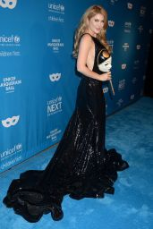 Renee Olstead - 2016 UNICEF Masquerade Ball in Los Angeles 10/27/ 2016
