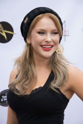 Renee Olstead - Breaking The Chains Foundation and Glitter Magazine First Annual Fall Reception in Los Angeles 10/16/ 2016