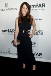 Robin Tunney – 2016 amfAR Inspiration Gala at Milk Studios in Los Angeles