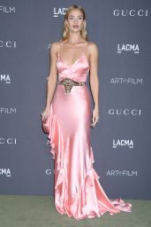 Rosie Huntington-Whiteley – LACMA Art and Film Gala in Los Angeles