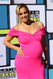 Rosie Rivera – Latin American Music Awards in Hollywood 10/6/ 2016